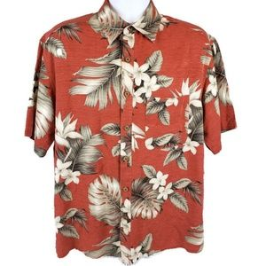 Island Republic Men's L Button Up Shirt